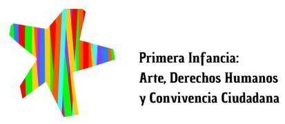 Logo de arte y ddhh